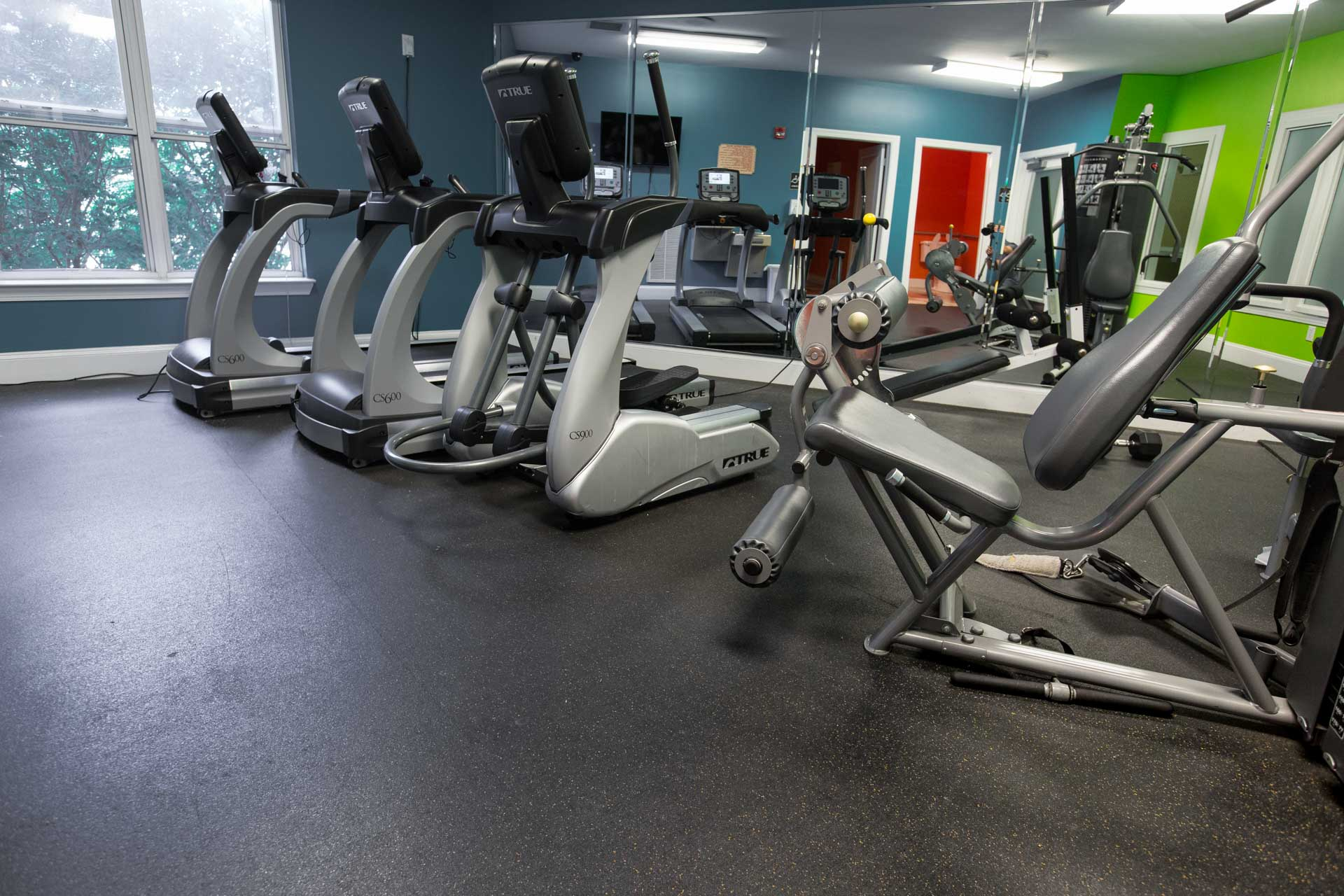 Best Flooring for Fitness Centers