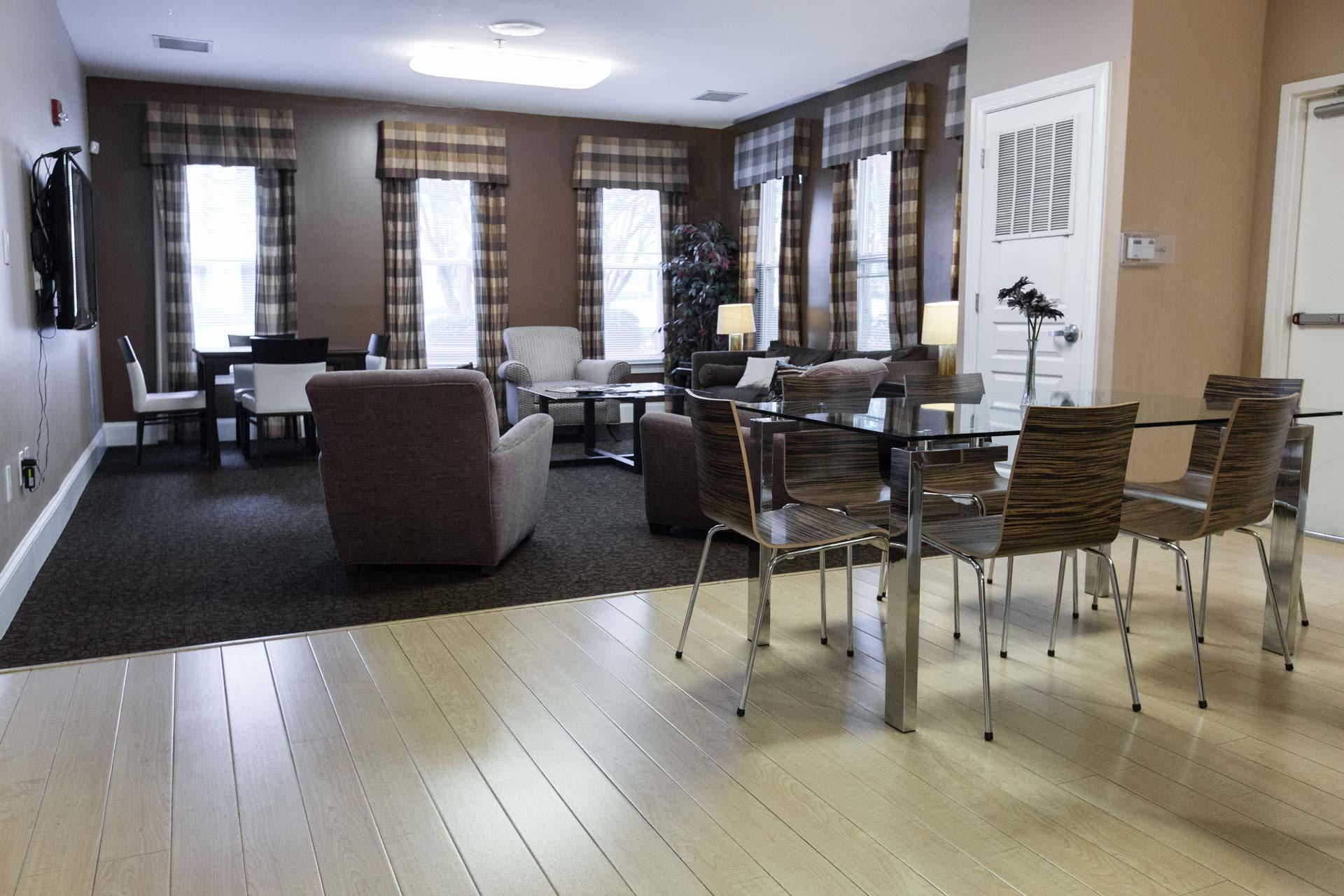 Class A Condominium Flooring