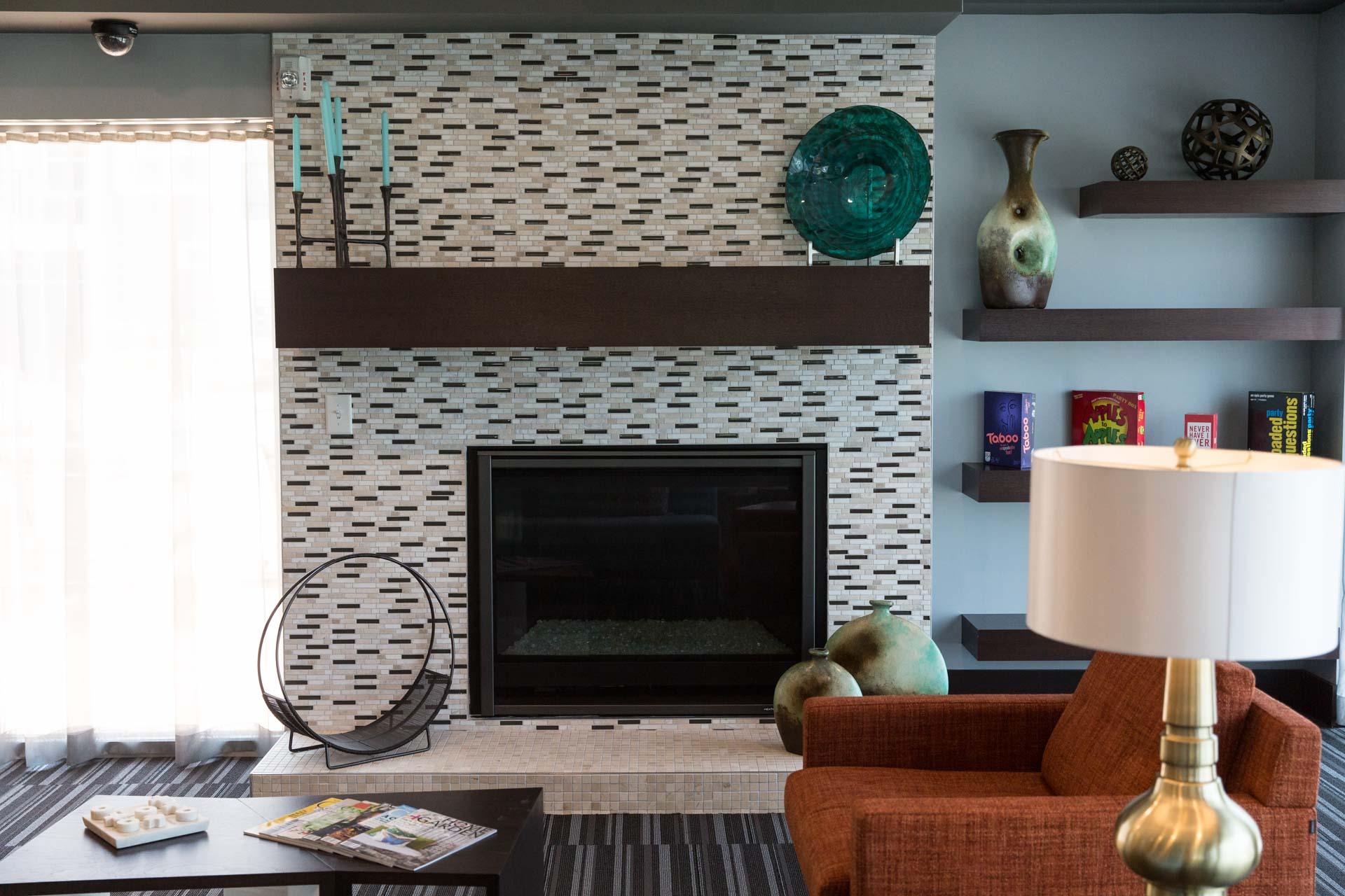 Firepalace Tile installer