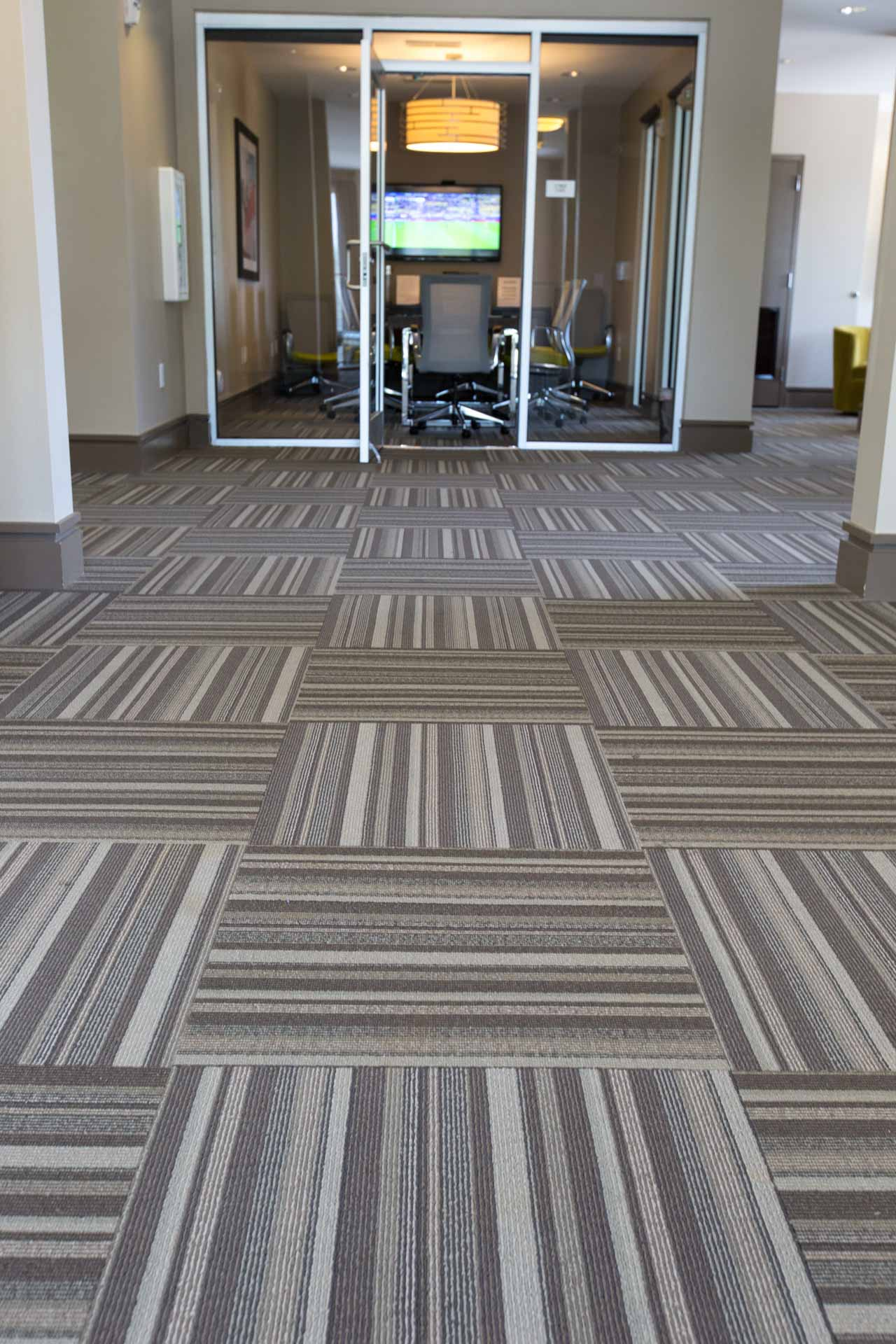 Fitness Center Carpet