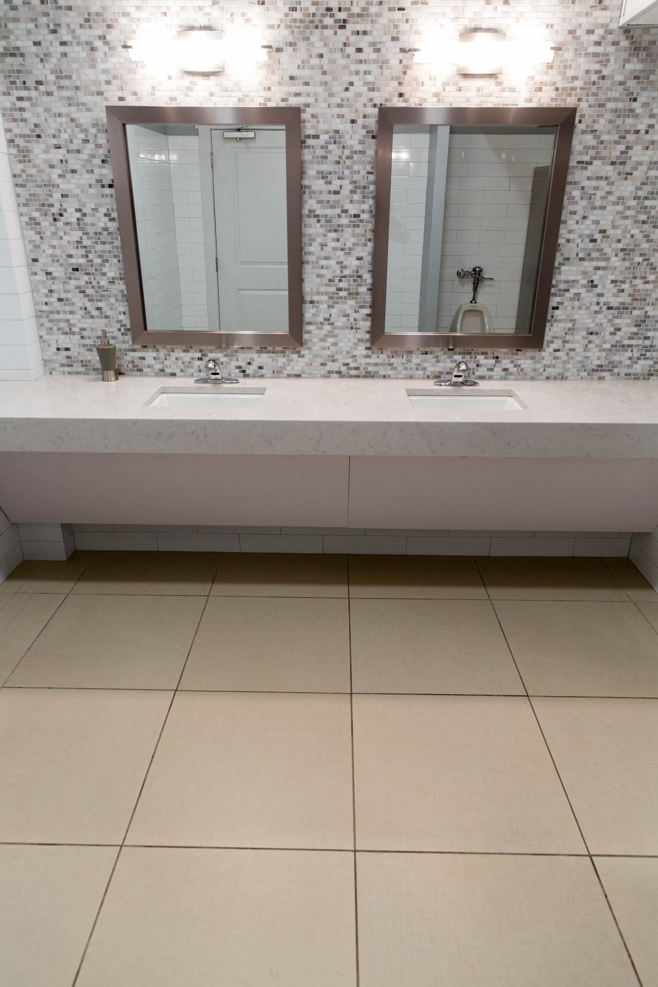 Restroom Tile Installer