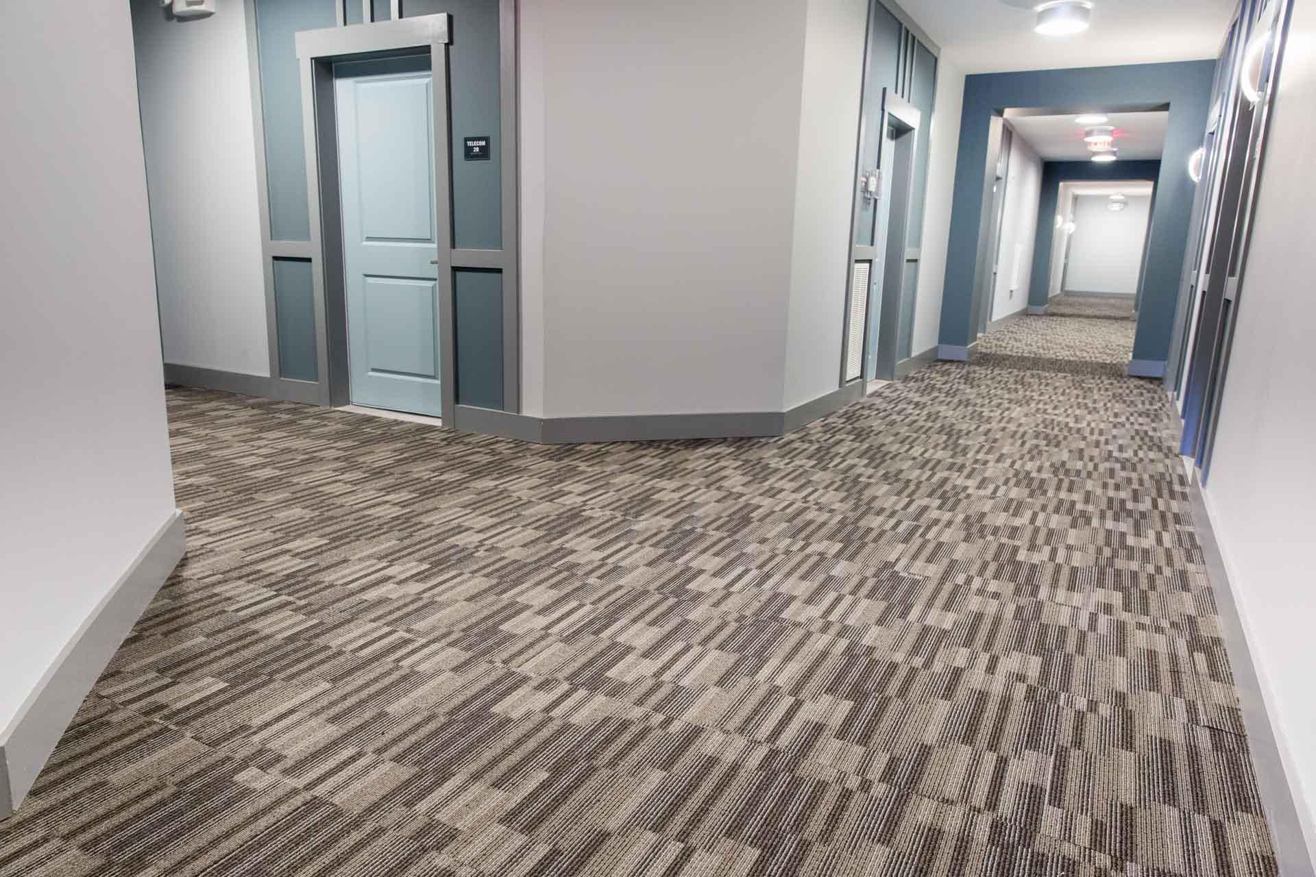 Sound Absorbing Hallway Carpet
