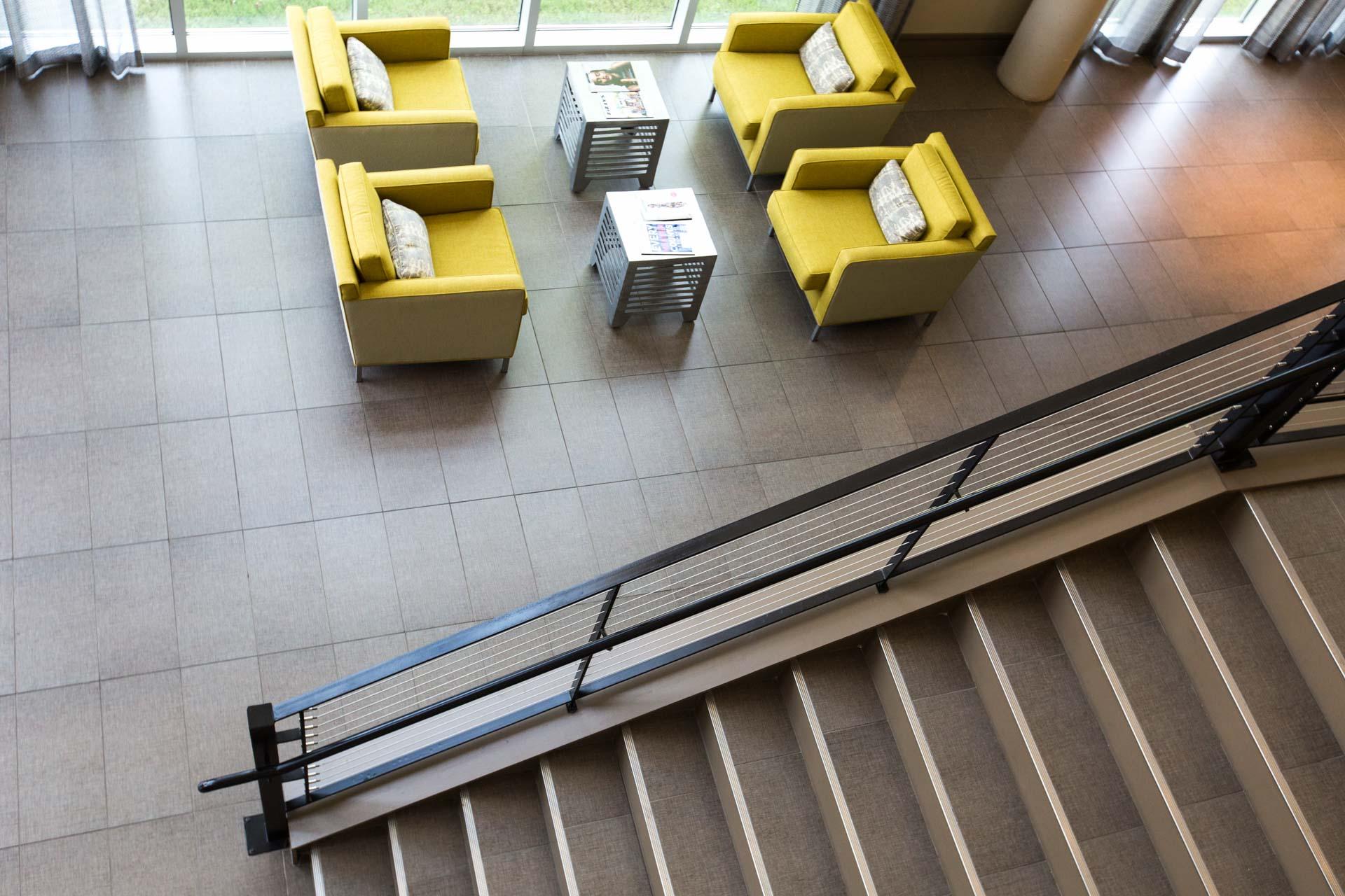 Tile Stairways