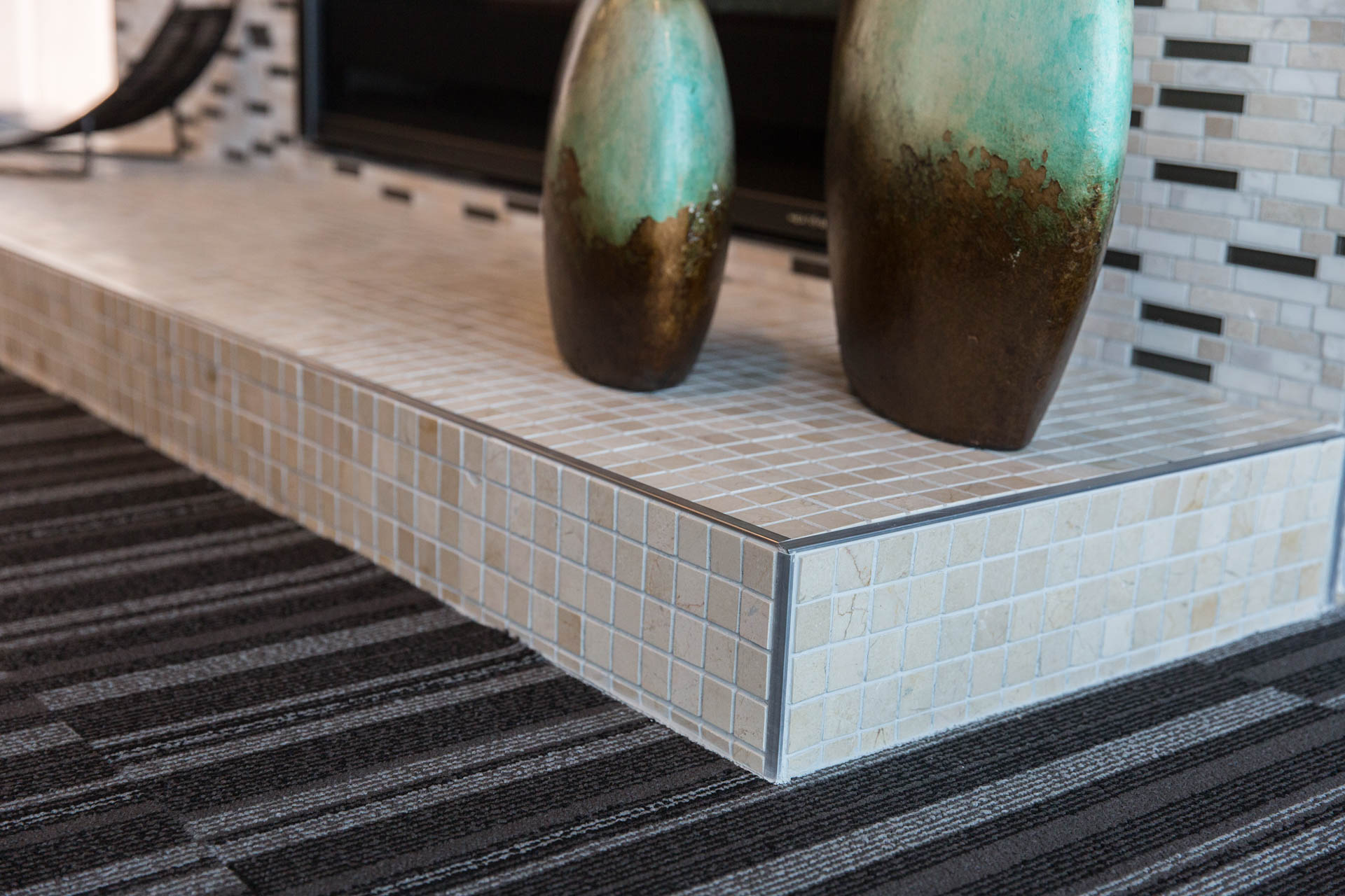 Tile for Fireplace Hearth